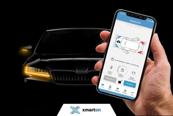 dostupnost signalu bluetooth xmarton